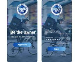 #30 para Re-Design Mobile Splash/Intro screens por Abderraoufaouni