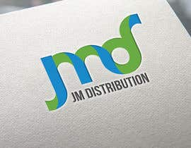 Nro 120 kilpailuun Design a Logo for JMD / JM Distribution käyttäjältä riponrs