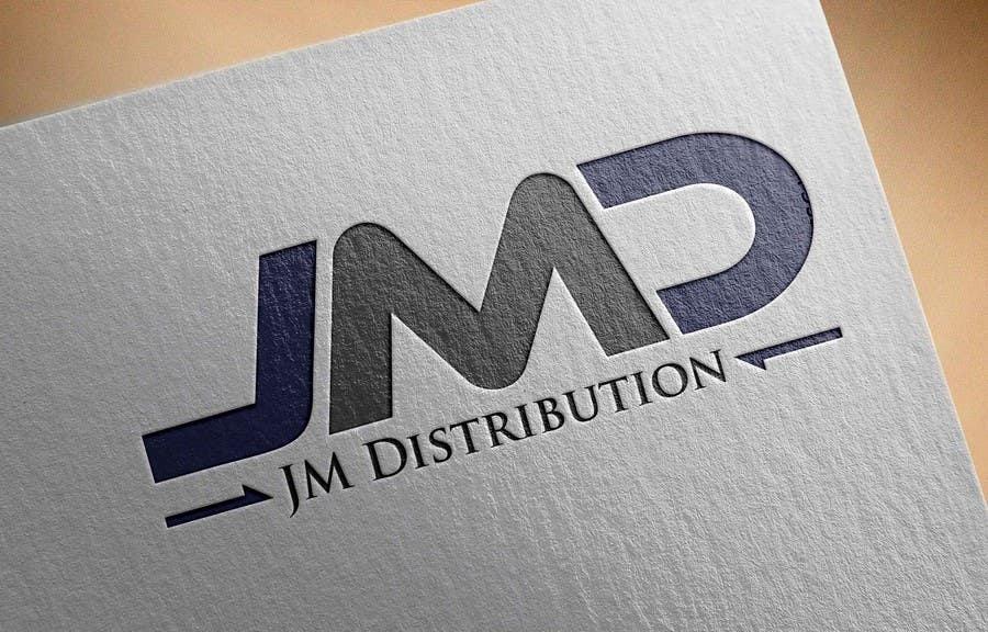 Bài tham dự cuộc thi #244 cho Design a Logo for JMD / JM Distribution