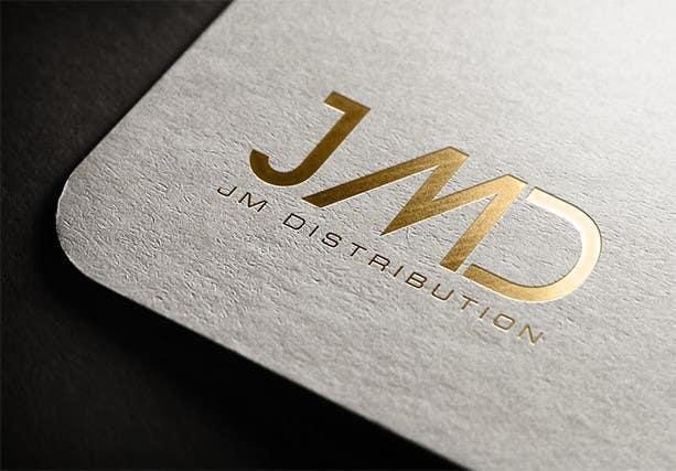 Bài tham dự cuộc thi #134 cho Design a Logo for JMD / JM Distribution