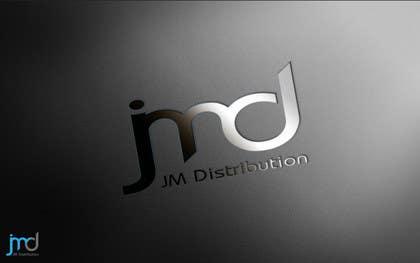 Nro 222 kilpailuun Design a Logo for JMD / JM Distribution käyttäjältä silverhand00099