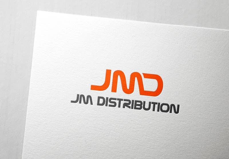 Bài tham dự cuộc thi #196 cho Design a Logo for JMD / JM Distribution
