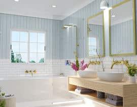 Nro 148 kilpailuun Design a bathroom! käyttäjältä sayedkpi