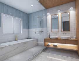 Nro 47 kilpailuun Design a bathroom! käyttäjältä rasheda88