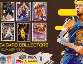 #45 cho Banner Design For Sports Card Collecting Facebook group & Logo bởi MIBDesigns