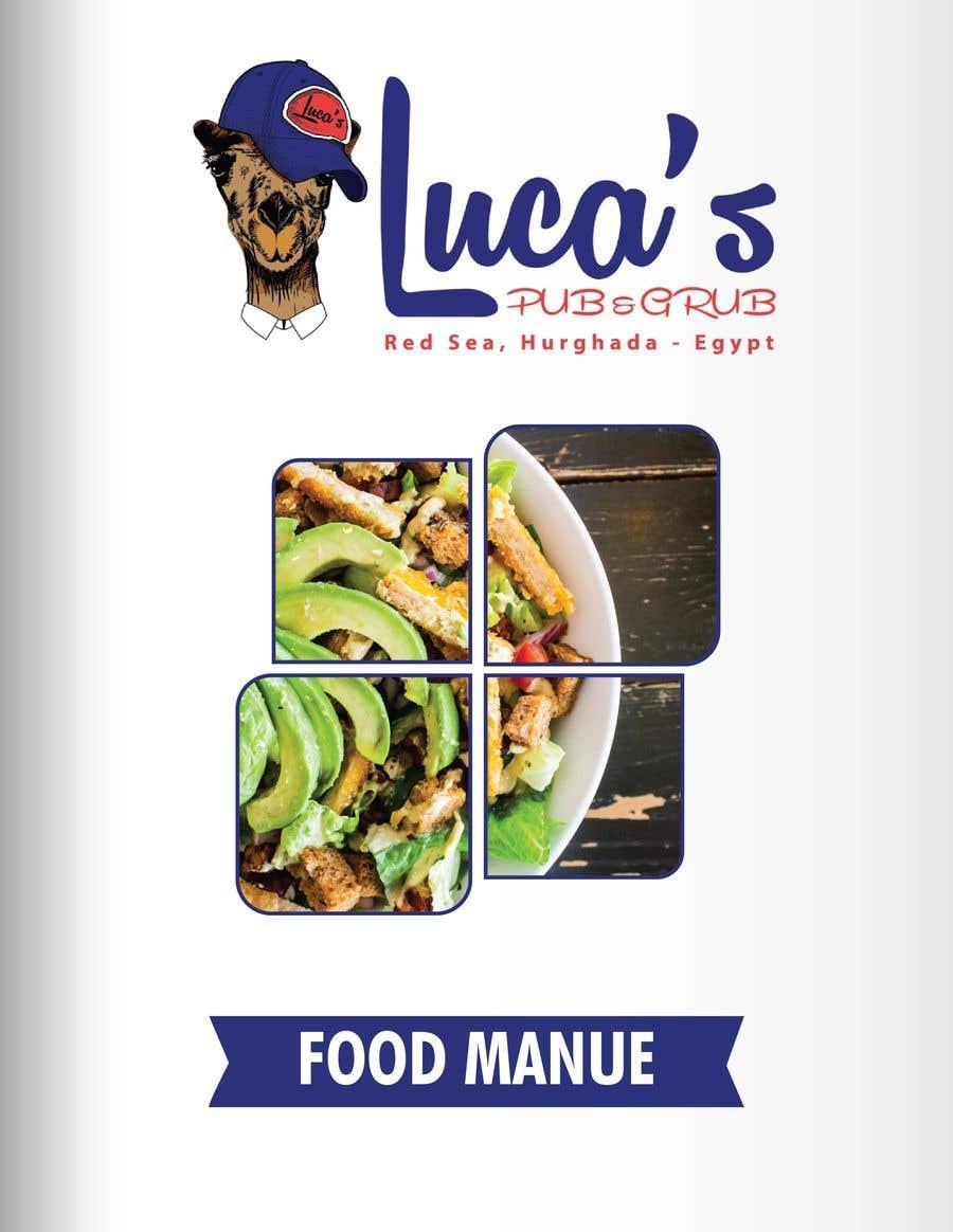 Bài tham dự cuộc thi #                                        23                                      cho                                         Design me an editable Sports Pub Food Menu