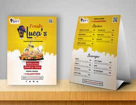 #18 cho Design me an editable Sports Pub Food Menu bởi zahid4u143
