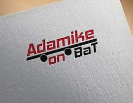 #90 cho Adamike BaT Logo bởi NeriDesign