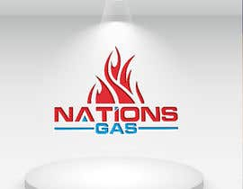 #163 cho Logo and corporate identity for Gas/LPG company bởi moheuddin247