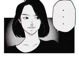 Nro 24 kilpailuun anime style design for merch käyttäjältä Greenkun
