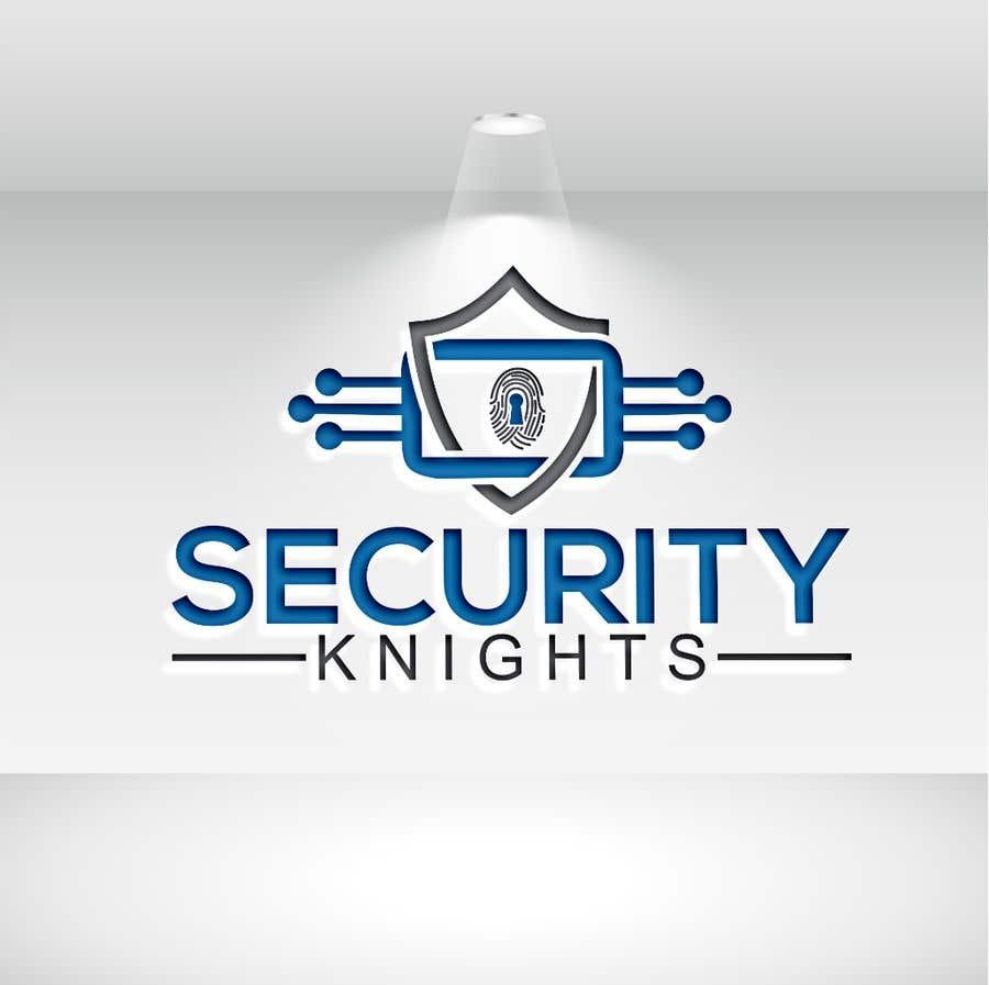 Kilpailutyö #                                        117                                      kilpailussa                                         build security company logo