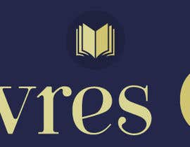#43 cho Concevez un logo pour une librairie en ligne sur le thème de l'or bởi souhailium