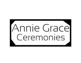 #134 for Design a Logo for Annie Grace Ceremonies by MridhaRupok