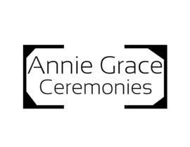 #135 for Design a Logo for Annie Grace Ceremonies by MridhaRupok