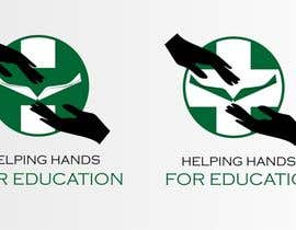 #73 for Design a Logo for Helping Hands for Education by hennyuvendra