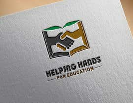 #43 for Design a Logo for Helping Hands for Education by Novusmultimedia