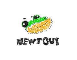 Nro 73 kilpailuun Newt Guy Logo käyttäjältä MokhtarZain