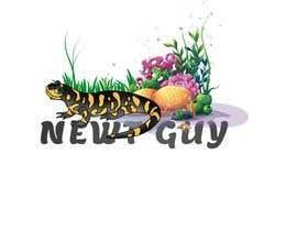 Nro 82 kilpailuun Newt Guy Logo käyttäjältä inamthrist