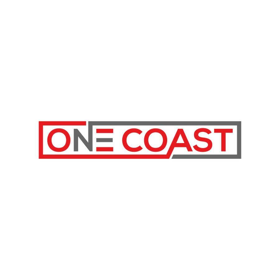 Konkurrenceindlæg #                                        45                                      for                                         one coast logo