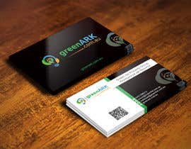 #44 for Create business cards for GreenArk.com.au by IllusionG