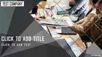 Graphic Design Entri Peraduan #13 for Design a Custom PowerPoint Template