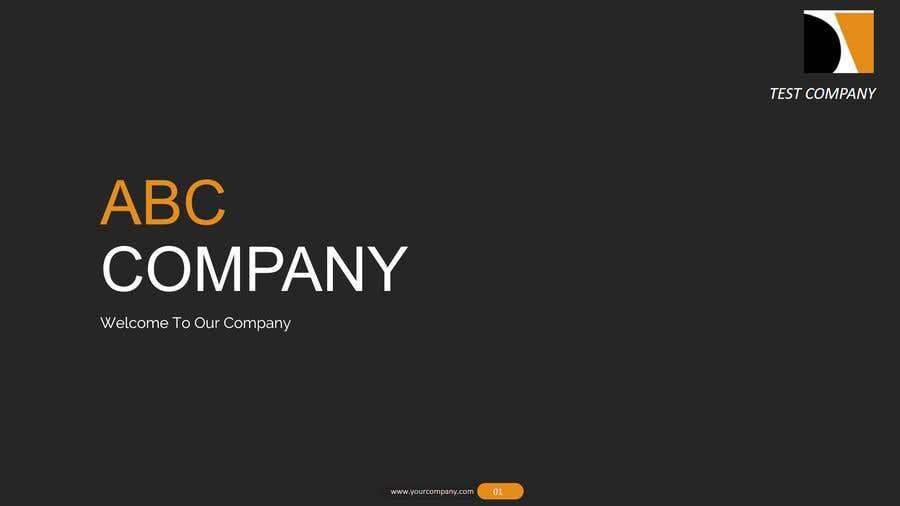 Penyertaan Peraduan #                                        11                                      untuk                                         Design a Custom PowerPoint Template