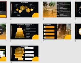 #34 untuk Design a Custom PowerPoint Template oleh mrunaldhas