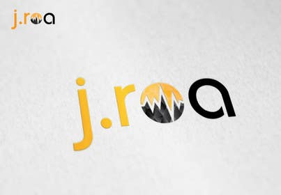 #32 for Diseñar un logotipo for J.Roa by silverhand00099