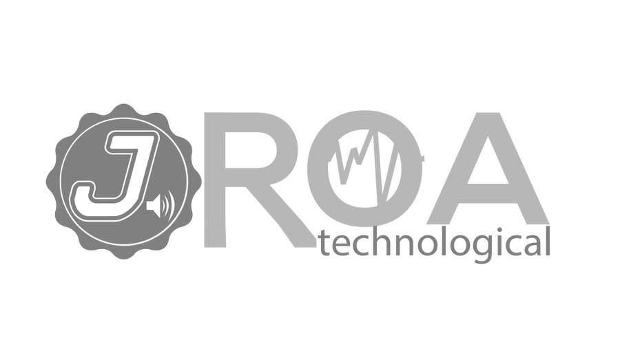 Contest Entry #51 for Diseñar un logotipo for J.Roa
