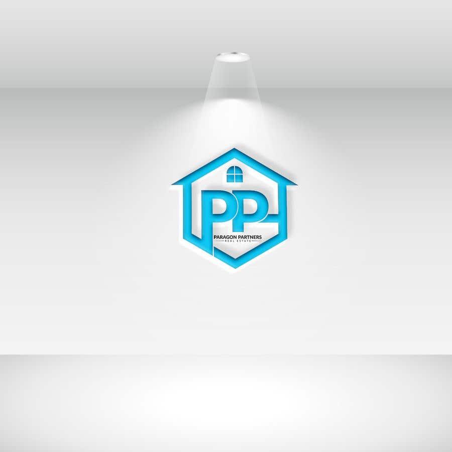 Penyertaan Peraduan #                                        30                                      untuk                                         Make a Logo by combining to Designs. Real estate agent logo