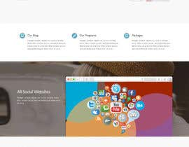 #20 for Design a new UI  / UX for a website by lassoarts