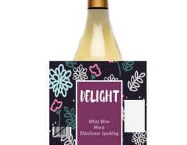 Nro 102 kilpailuun label for a wine bottle käyttäjältä bobfilderman