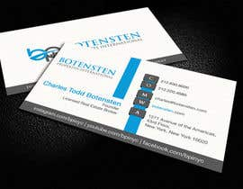 #301 for Design some Business Cards for Real Estate Company by webixbd