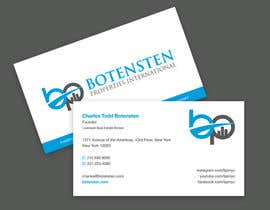 #305 pentru Design some Business Cards for Real Estate Company de către michaelduzhyj