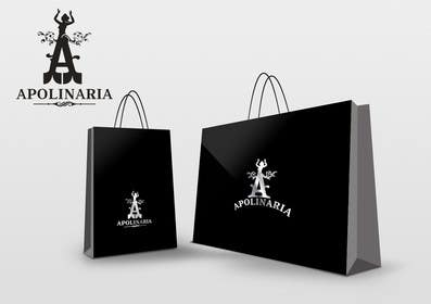 #73 untuk Разработка логотипа for Fashion Brand oleh AramDesigne