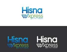 Nro 20 kilpailuun Redesign My Online Shop Logo - Hisna Express käyttäjältä mezak88