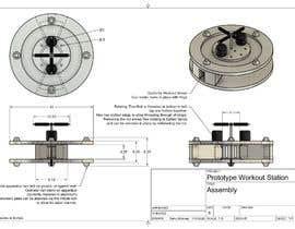 #78 untuk Design a CAD portable gym oleh rm3xg