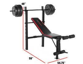 #108 untuk Design a CAD portable gym oleh asitbayen