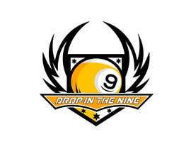 Nro 47 kilpailuun Create a 9 ball billiard team logo. käyttäjältä payel66332211