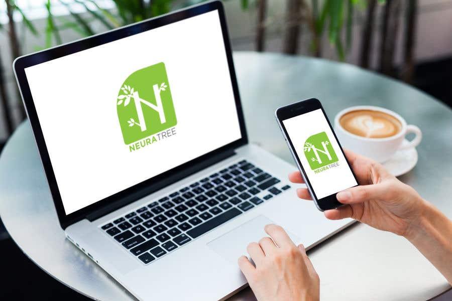 Penyertaan Peraduan #                                        113                                      untuk                                         Logo and Icon Design for a Technology Website (Neuratree) : Original logo