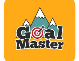 #9 for Design a Logo for an App entitled GOAL MASTER by joshuabermdez