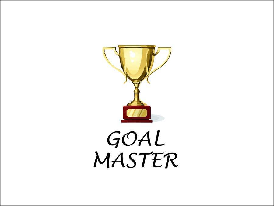 Contest Entry #51 for Design a Logo for an App entitled GOAL MASTER