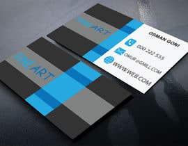 Nro 208 kilpailuun Logo and business card design käyttäjältä omurfarouk523