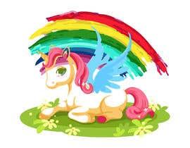 """#29 for Creation of Original Character """"Unicorn"""" Name """"Shorty"""" af Ishrat1608"""