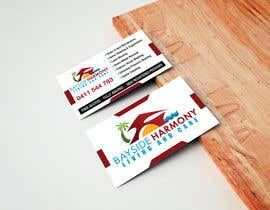 #1 untuk Create a Business Card ready for print using current template idea oleh ashique02