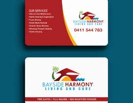 #11 untuk Create a Business Card ready for print using current template idea oleh mxredoy0
