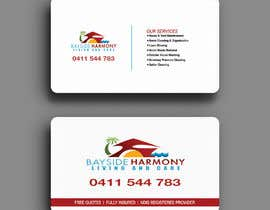 #16 untuk Create a Business Card ready for print using current template idea oleh mxredoy0