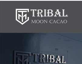 #43 for Create New Website Logo for - Tribal Moon Cacao by MDnajimuddin7