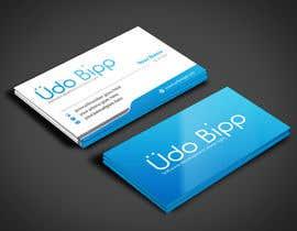 #48 for Design some Business Cards for Udo Bipp by angelacini