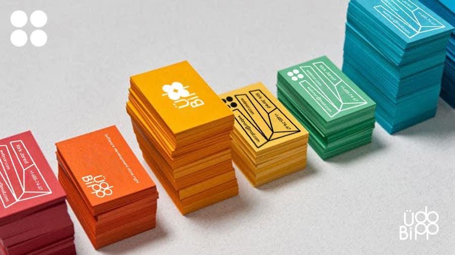 Penyertaan Peraduan #32 untuk Design some Business Cards for Udo Bipp